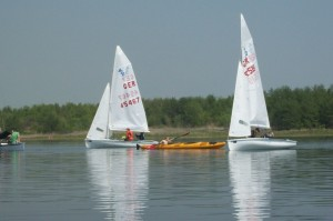 100 0167-300x199 in ein Tag am See... oder Training mal anders